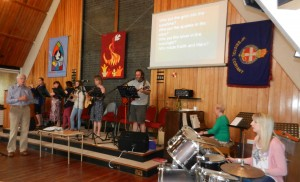 Morning Worship led by our Music Group